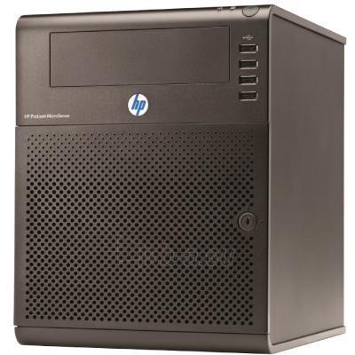 HP ProLiant G7 N54L 2.2GHz 2-core 1P 2GB-U Non-hot Plug SATA 250GB 150W PS EU MicroServer 1YW Paveikslėlis 1 iš 4 250252700062