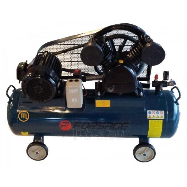 Kompresorius Forsage TB 290-100 Paveikslėlis 1 iš 1 225291000167