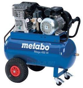 Kompresorius METABO MEGA 450W 230V Paveikslėlis 1 iš 1 225291000176