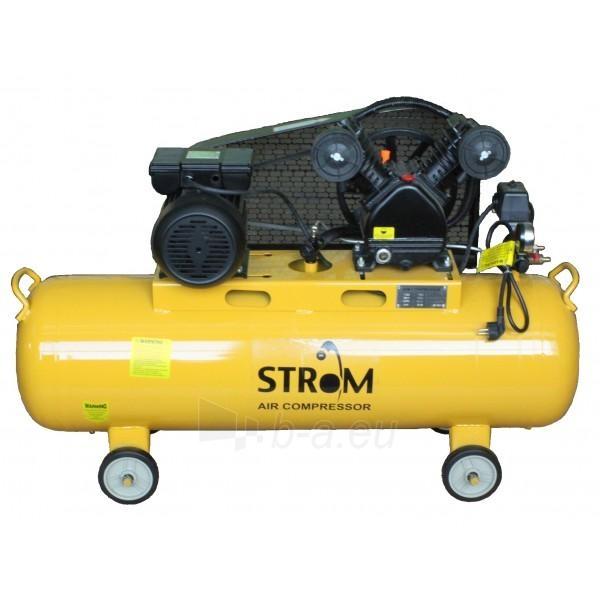 KOmpresorius Strom V-0.25/8 90L Paveikslėlis 1 iš 1 225291000099