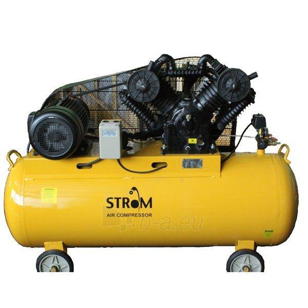 KOmpresorius Strom V-1.05/12 300L Paveikslėlis 1 iš 1 225291000101