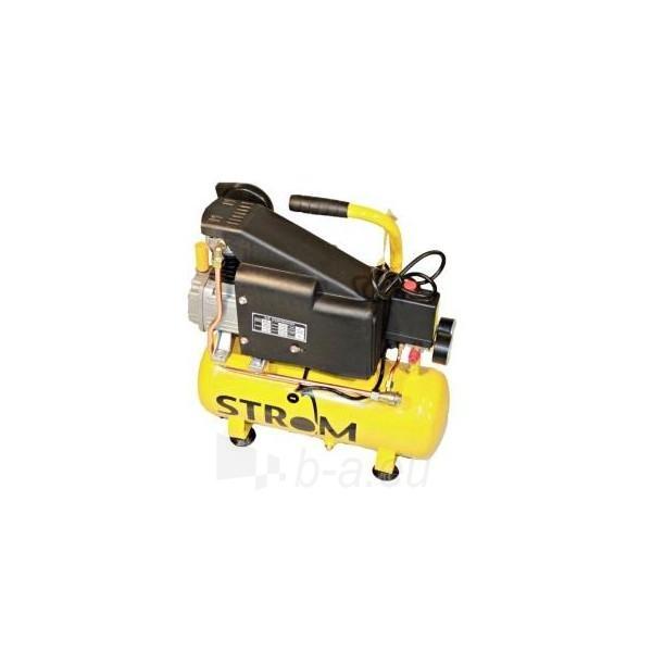 Kompresorius STROM ZB-1009 Paveikslėlis 1 iš 3 225291000161