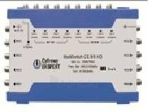 Komutatorius TechniSat, MultiSwitch CE 9/8 HD Paveikslėlis 1 iš 1 250257501397