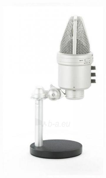 Kondensatorinis mikrofonas SAMSON G-Track USB su Audio sąsaja ir mikšeriu Paveikslėlis 5 iš 9 250255091071