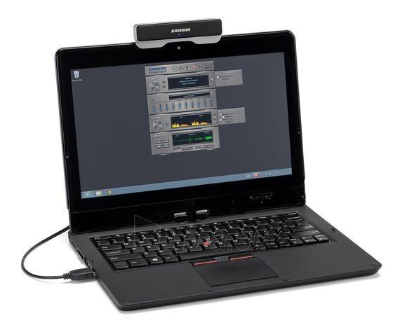Kondensatorinis mikrofonas SAMSON Go Mic Connect USB Paveikslėlis 2 iš 6 310820004978