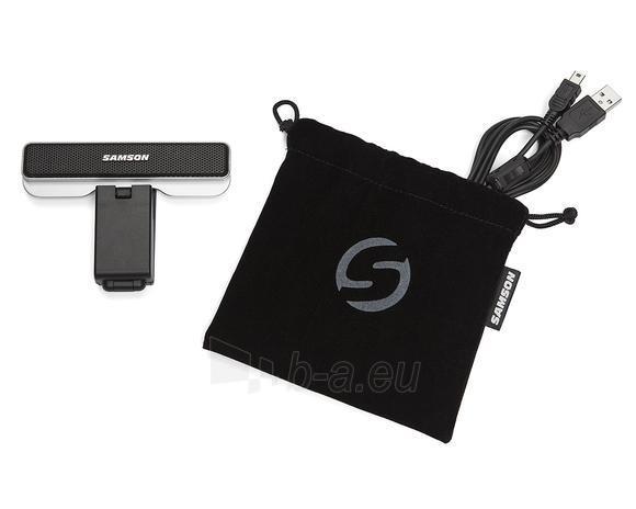 Kondensatorinis mikrofonas SAMSON Go Mic Connect USB Paveikslėlis 4 iš 6 310820004978