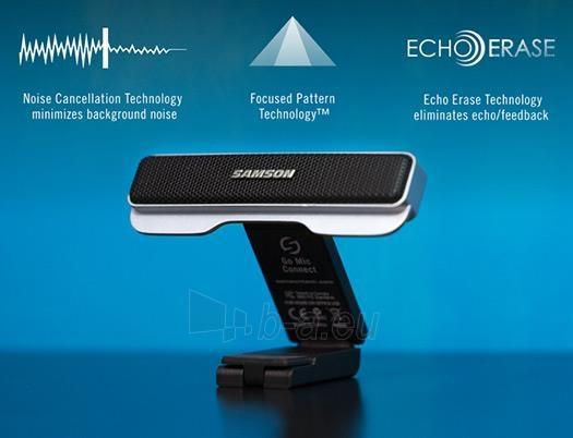 Kondensatorinis mikrofonas SAMSON Go Mic Connect USB Paveikslėlis 5 iš 6 310820004978
