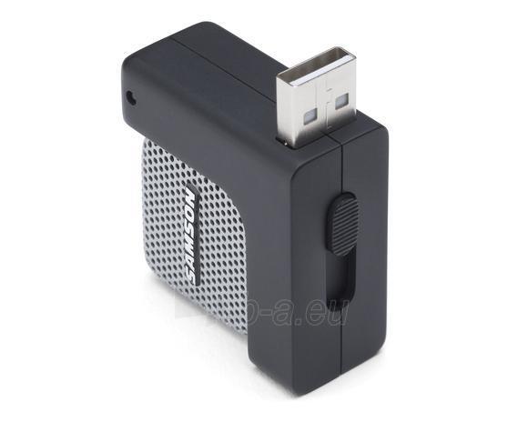 Kondensatorinis mikrofonas SAMSON Go Mic Direct USB su triukšmo mažinimu Paveikslėlis 3 iš 5 250255090751
