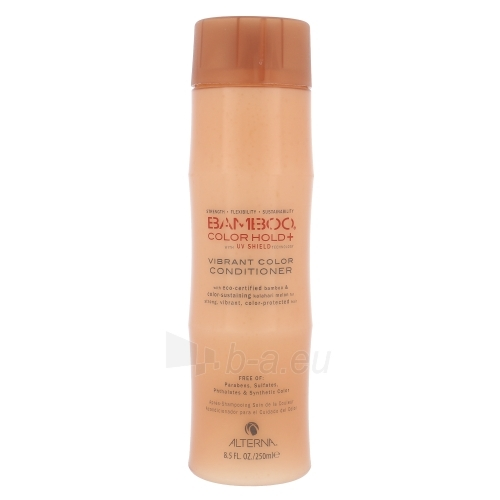 Alterna Bamboo Color Hold+ Vibrant Color Conditioner Cosmetic 250ml Paveikslėlis 1 iš 1 250830900598
