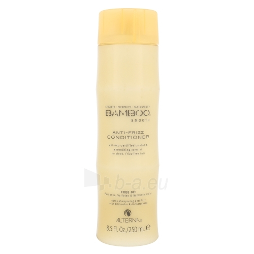 Alterna Bamboo Smooth Anti-Frizz Conditioner Cosmetic 250ml Paveikslėlis 1 iš 1 250830900600