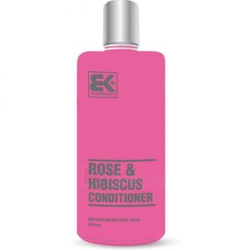 Brazil Keratin Rose & Hibiscus Conditioner 300 ml Paveikslėlis 1 iš 1 250830900474