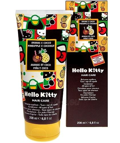 Hello Kitty Hair Care Kondicioner Cosmetic 200ml Paveikslėlis 1 iš 1 250830900006