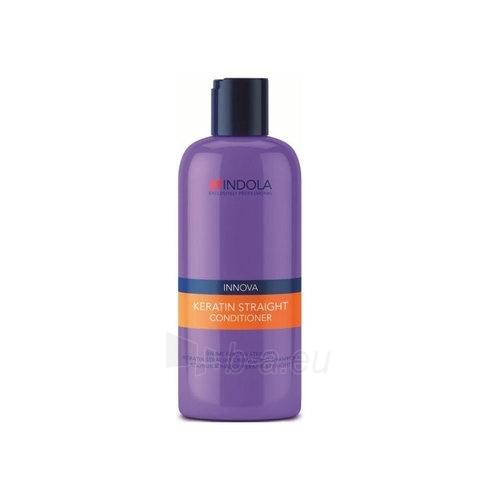 Indola Innova Keratin Straight Conditioner Cosmetic 250ml Paveikslėlis 1 iš 1 250830900305