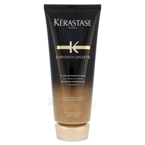 Kerastase Chronologiste Revitalizing Exfoliating Care Cosmetic 200ml Paveikslėlis 1 iš 1 250830900593