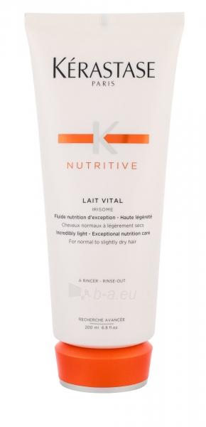Kerastase Nutritive Lait Vital Irisome Normal To Dry Hair Cosmetic 200ml Paveikslėlis 1 iš 1 250830900558