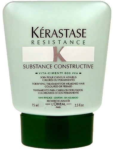 Kerastase Resistance Substance Constructive Cosmetic 75ml Paveikslėlis 1 iš 1 250830900014