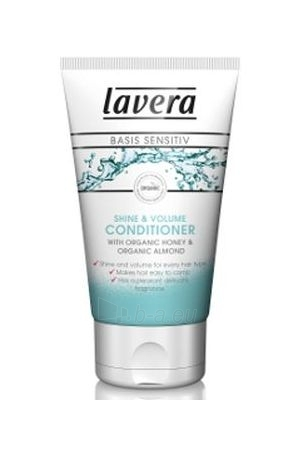 Lavera Conditioner Basis Sensitiv Cosmetic 150ml Paveikslėlis 1 iš 1 250830900002