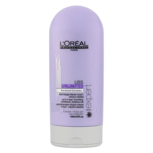 Kondicionierius plaukams L´Oreal Paris Expert Liss Unlimited Conditioner Cosmetic 150ml Paveikslėlis 1 iš 2 250830900356