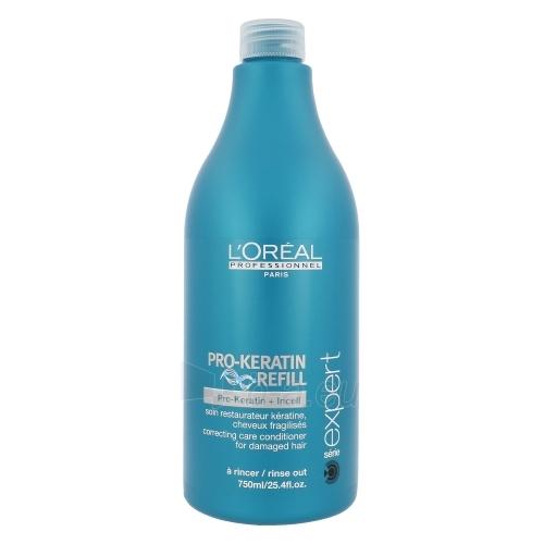 Kondicionierius plaukams L´Oreal Paris Expert Pro-Keratin Refill Conditioner Cosmetic 750ml Paveikslėlis 1 iš 1 250830900293