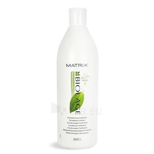 Kondicionierius plaukams Matrix Biolage Strengthening Conditioner Cosmetic 1000ml Paveikslėlis 1 iš 1 250830900178