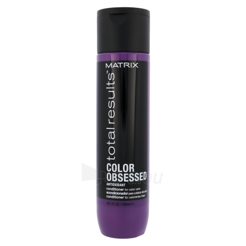 Kondicionierius plaukams Matrix Total Results Color Obsessed Conditioner Cosmetic 300ml Paveikslėlis 1 iš 1 250830900649