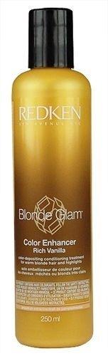 Redken Blonde Glam Color Enhancer Rich Vanilla Cosmetic 250ml Paveikslėlis 1 iš 1 250830900181