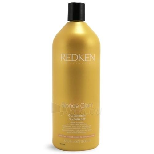 Redken Blonde Glam Conditioner Cosmetic 1000ml Paveikslėlis 1 iš 1 250830900224