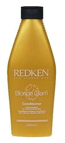Kondicionierius plaukams Redken Blonde Glam Conditioner Cosmetic 250ml Paveikslėlis 1 iš 1 250830900034