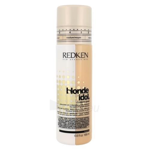 Redken Blonde Idol Custom Tone Gold Conditioner Cosmetic 196ml Paveikslėlis 1 iš 1 250830900583