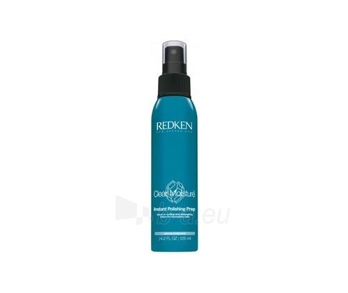 Kondicionierius plaukams Redken Clear Moisture Instant Polishing Prep Cosmetic 125ml Paveikslėlis 1 iš 1 250830900228