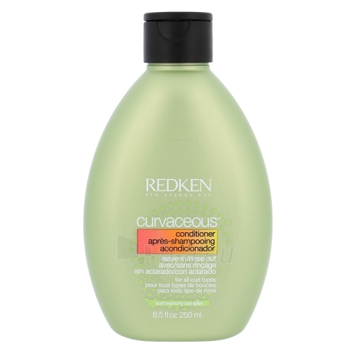 Redken Curvaceous Conditioner Cosmetic 250ml Paveikslėlis 1 iš 1 250830900231