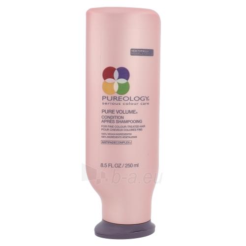 Kondicionierius plaukams Redken Pureology Pure Volume Condition Cosmetic 250ml Paveikslėlis 1 iš 1 250830900631