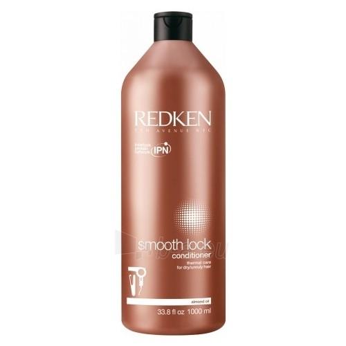 Redken Smooth Lock Conditioner Cosmetic 1000ml Paveikslėlis 1 iš 1 250830900235