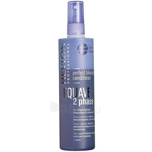 Revlon Equave 2 Phase Blonde Conditioner Cosmetic 200ml Paveikslėlis 1 iš 1 250830900184