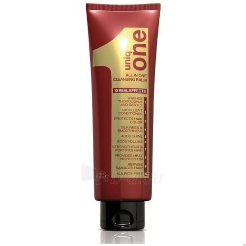 Revlon Uniq One Cleansing Balm Cosmetic 350ml Paveikslėlis 1 iš 1 250830900260