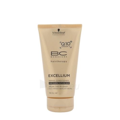 Kondicionierius plaukams Schwarzkopf BC Bonacure Excellium Taming Conditioner Cosmetic 150ml Paveikslėlis 1 iš 1 250830900656