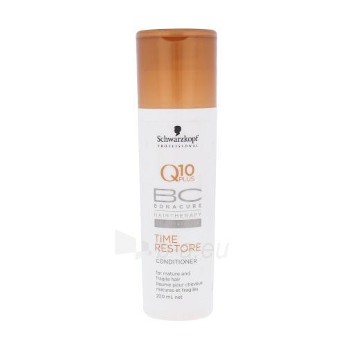 Schwarzkopf BC Cell Perfector Q10 Time Restore Conditioner Cosmetic 200ml Paveikslėlis 1 iš 1 250830900442