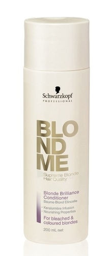 Schwarzkopf Blond Me Brilliance Conditioner Cosmetic 200ml Paveikslėlis 1 iš 1 250830900062