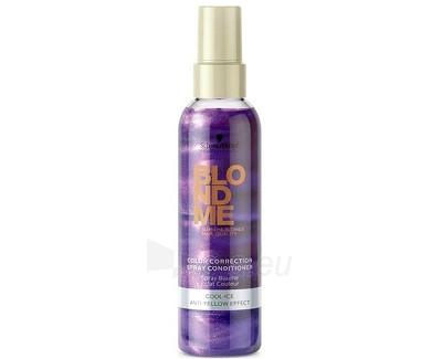 Kondicionierius plaukams Schwarzkopf Blond Me Color Correction Spray Conditioner Cosmetic 150ml Paveikslėlis 1 iš 1 250830900641