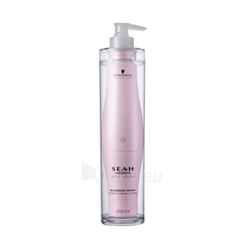 Schwarzkopf Seah Blossom Wrap Conditioning Lotion Cosmetic 200ml Paveikslėlis 1 iš 1 250830900278