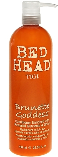 Tigi Bed Head Brunette Goddess Conditioner Cosmetic 60ml Paveikslėlis 1 iš 1 250830900076