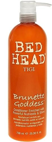 Kondicionierius plaukams Tigi Bed Head Brunette Goddess Conditioner Cosmetic 750ml Paveikslėlis 1 iš 1 250830900077