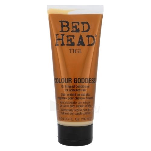 Kondicionierius plaukams Tigi Bed Head Colour Goddess Conditioner Cosmetic 200ml Paveikslėlis 1 iš 1 250830900435