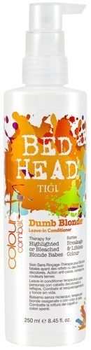 Tigi Bed Head Combat Dumb Blonde Leave In Conditioner Cosmetic 250ml Paveikslėlis 1 iš 1 250830900085
