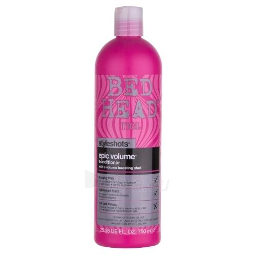 Tigi Bed Head Epic Volume Conditioner Cosmetic 750ml Paveikslėlis 1 iš 1 250830900093