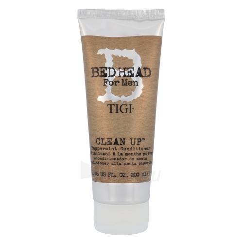 Tigi Bed Head Men Clean Up Peppermint Conditioner Cosmetic 200ml Paveikslėlis 1 iš 1 250830900107