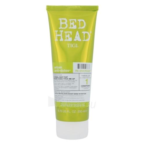 Kondicionierius plaukams Tigi Bed Head Re-Energize Conditioner Cosmetic 200ml Paveikslėlis 1 iš 1 250830900114