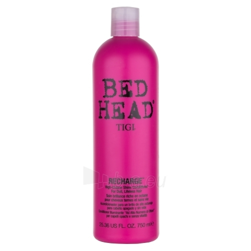 Tigi Bed Head Recharge High Octane Conditioner Cosmetic 750ml Paveikslėlis 1 iš 1 250830900328