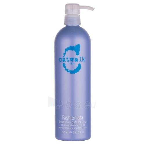 Kondicionierius plaukams Tigi Catwalk Fashionista Conditioner Cosmetic 750ml Paveikslėlis 1 iš 1 250830900133