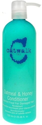 Tigi Catwalk Oatmeal Honey Conditioner Cosmetic 750ml Paveikslėlis 1 iš 1 250830900137